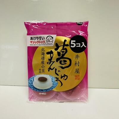 Imuraya Kuzu Manjyu Arrowroot Jelly