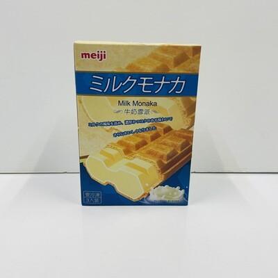 Meiji Milk Monaka Ice Cream w/Wafer