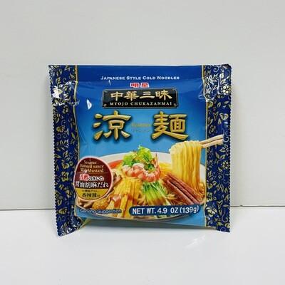 Myojo Chukazanmai Cold Noodles w/Sesame Soy