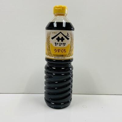 Yamasa Usukuchi Light Colour Soy Sauce 1L
