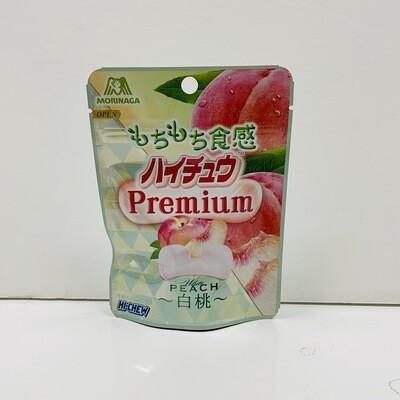 Morinaga Hi-Chew Premium Peach