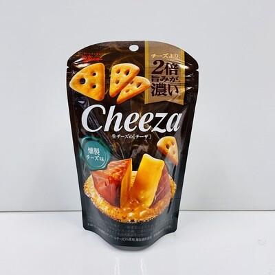 Glico Cheeza Smoked Cheese Cookies