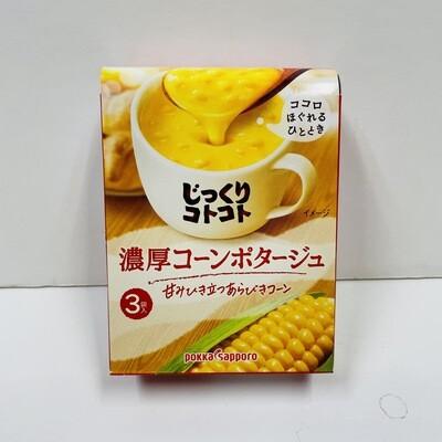 Pokka Sapporo Corn Soup 3pk