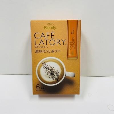 Blendy Hoji-cha Latte Instant Tea