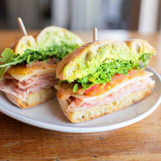 Turkey Galantine Sandwich
