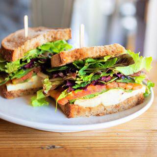 Soft Mozzarella Sandwich