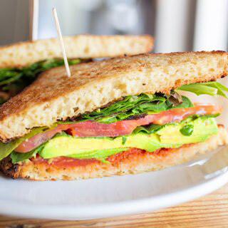 Vegan Delight Sandwich