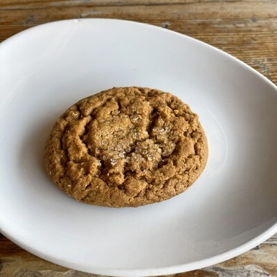 Ginger + Spice Cookie