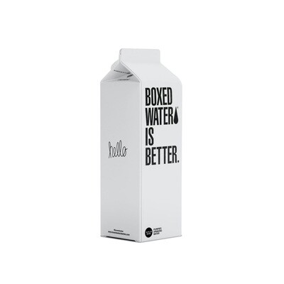Boxed Water 16.9oz