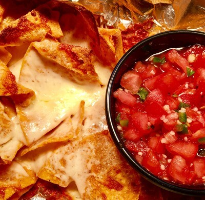 Chips & Cheese w/ Pico