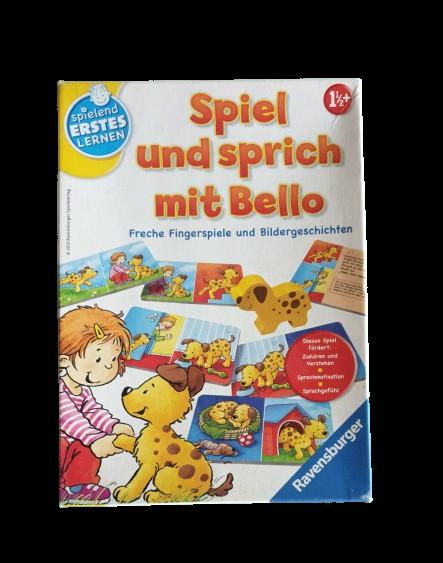Spiel Und Sprich Mit Bello