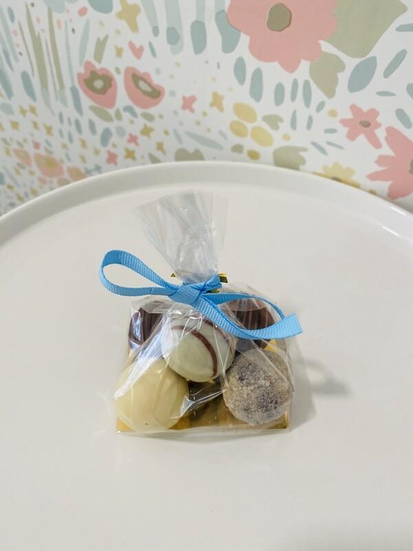 Mini Chocolate Favor-Bag