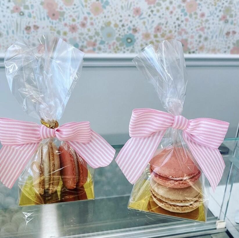 3 Pack Macaron-Bag