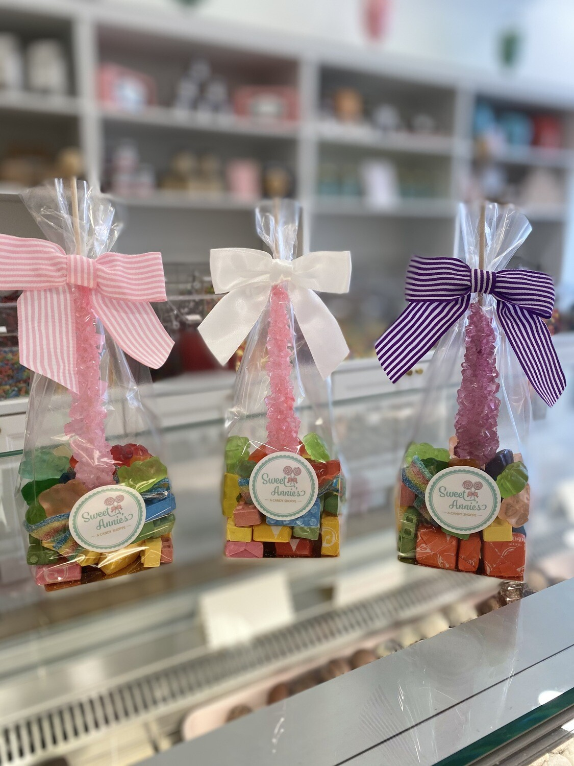 Birthday Favor-Rock Candy Mix