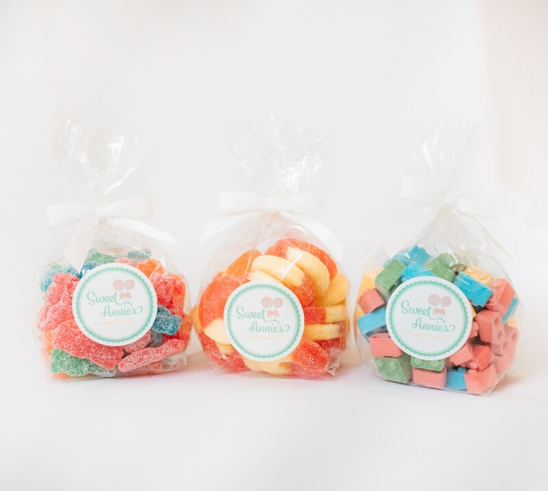 Sweet Annie's Candy Favors