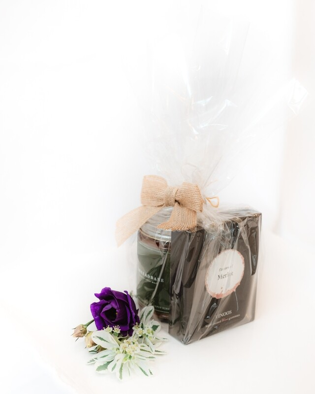 Vinoos Candle Gift Set
