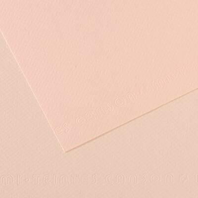 Бумага для пастели Mi-Teintes 160г/м.кв 50*65см №103 Розовый рассвет 25л/упак
