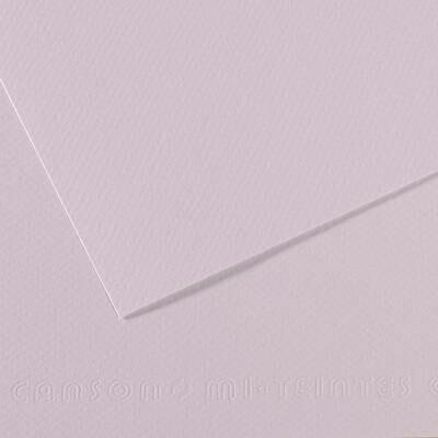 Бумага для пастели Mi-Teintes 160г/м.кв 50*65см №104 Сиреневый 25л/упак