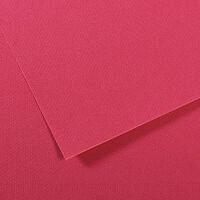 Бумага для пастели Mi-Teintes 160г/м.кв 50*65см №114 Малина 25л/упак