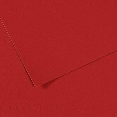 Бумага для пастели Mi-Teintes 160г/м.кв 50*65см №116 Винный бургундский 25л/упак