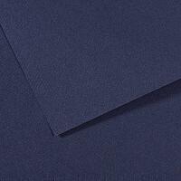 Бумага для пастели Mi-Teintes 160г/м.кв 50*65см №140 Индиго 25л/упак