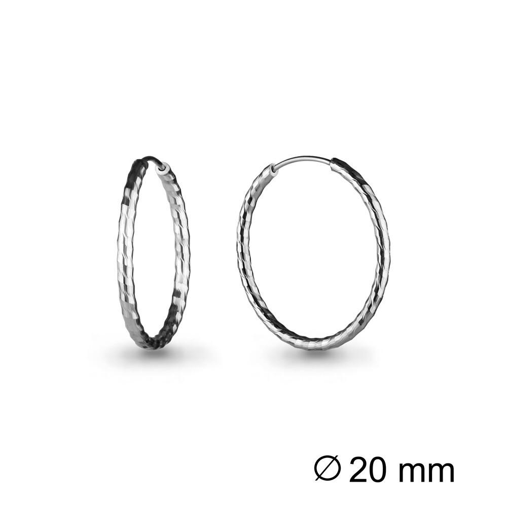 Cерьги 30913 серебро 925