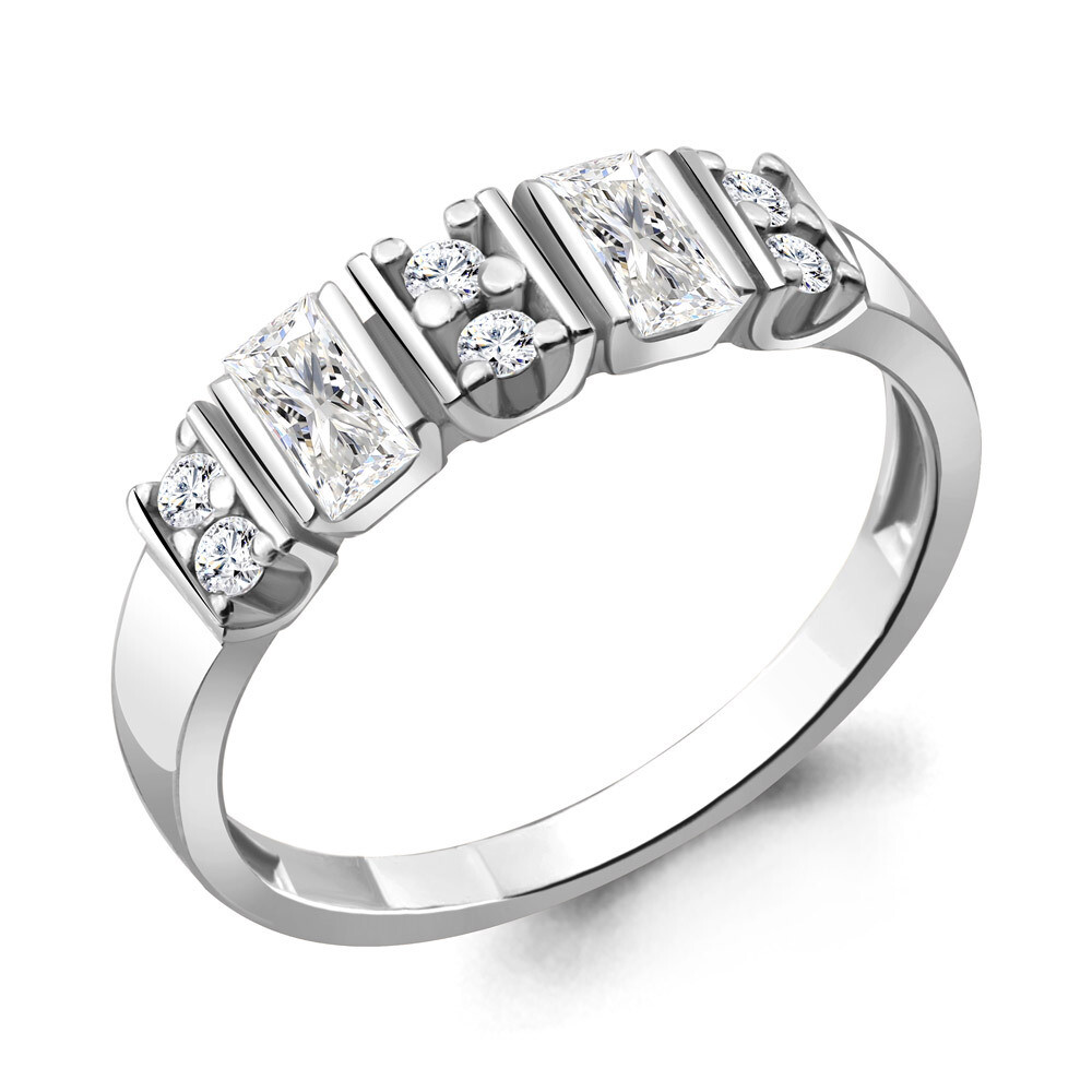 Кольцо 68699А серебро 925