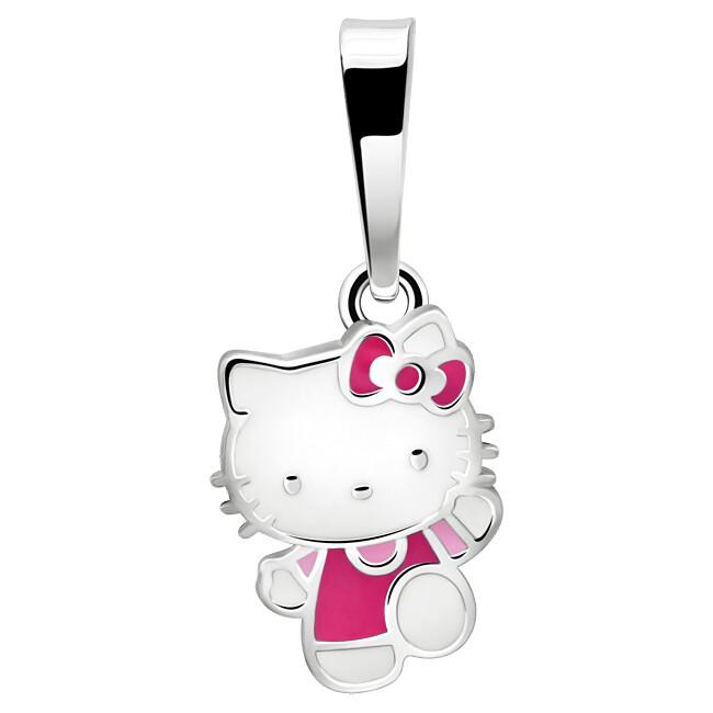 Подвеска 16016 серебро 925 Hello Kitty