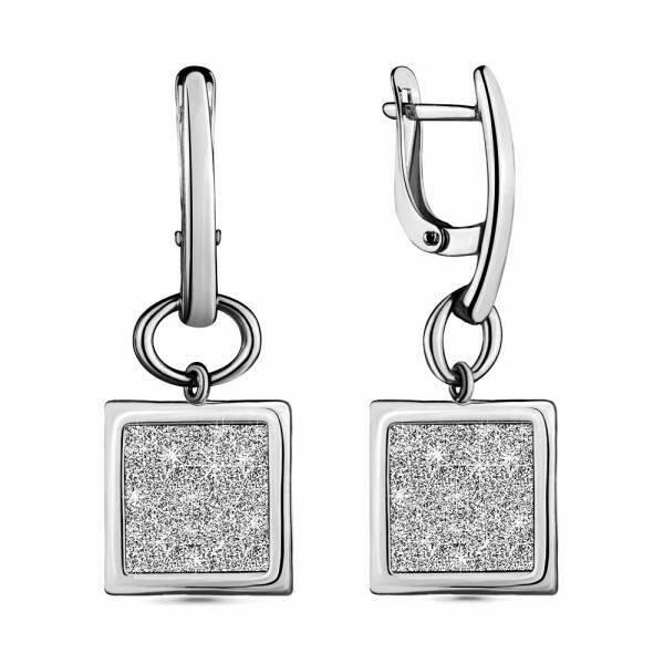Серьги 33619 серебро 925