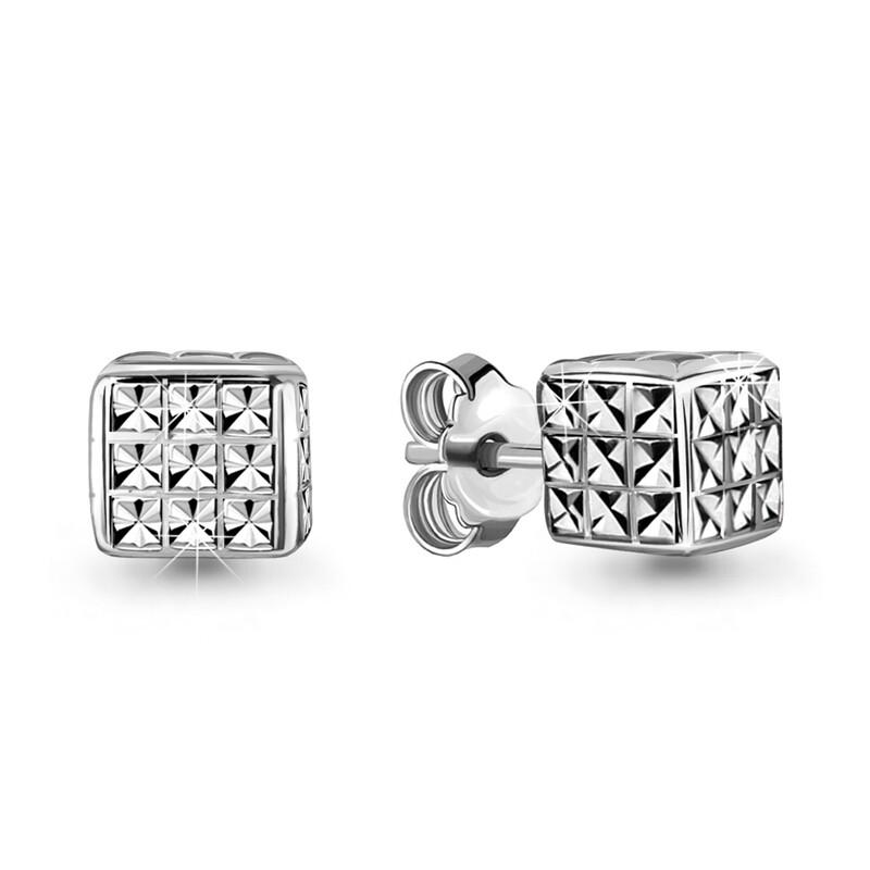 Серьги  33664 серебро 925