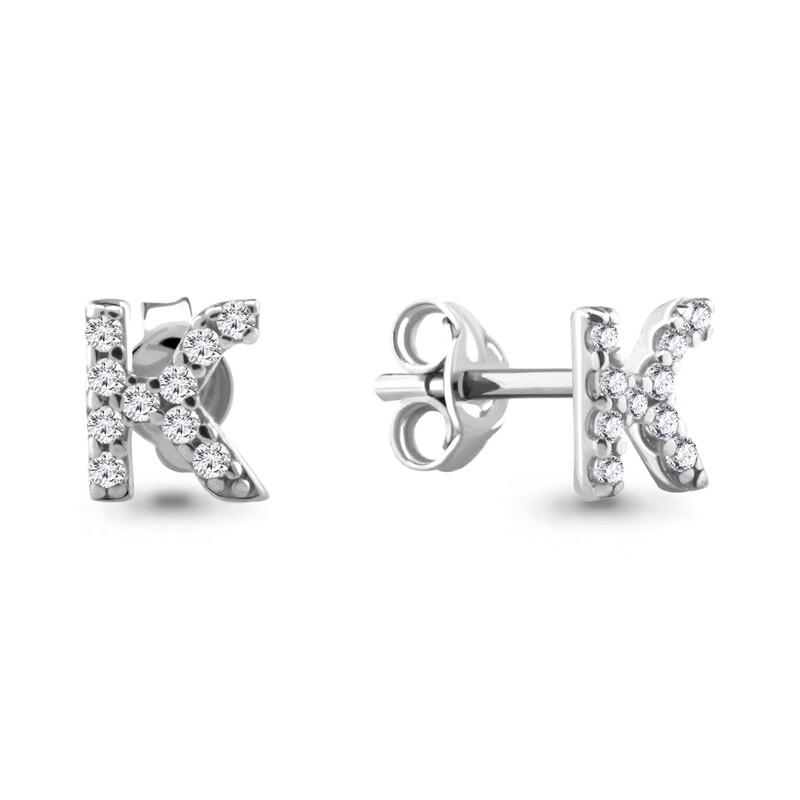 Серьги 46557А серебро 925