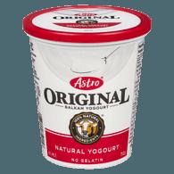 Astro Yogurt