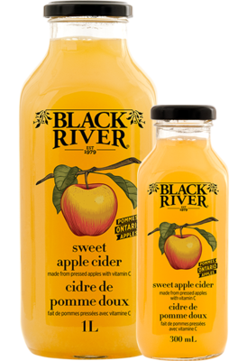 Black River Organic Apple Cider