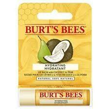 Burt's Bee's Coconut and Pear
