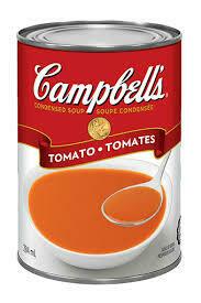 Campbell's Cream of Tomato