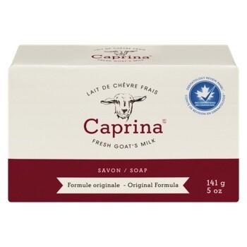 Caprina Soap
