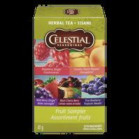 Celestial Seasonings Sampler