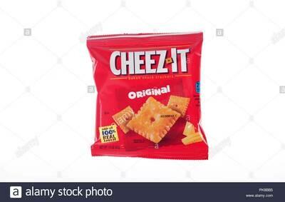 Cheez It Pouch