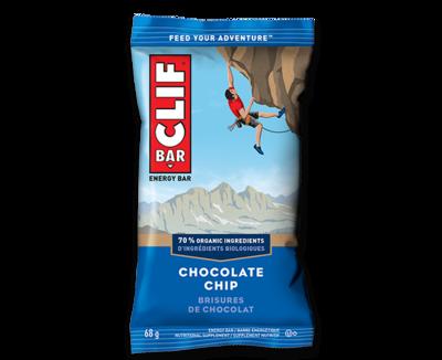 Cliff Bar Choc Chip