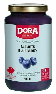 Dora - Blueberry