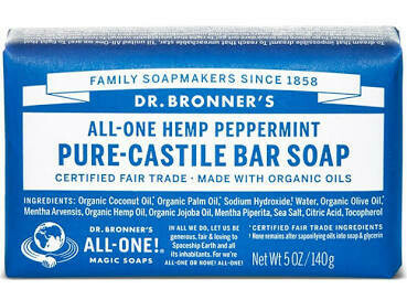 Dr. Bronner's Peppermint