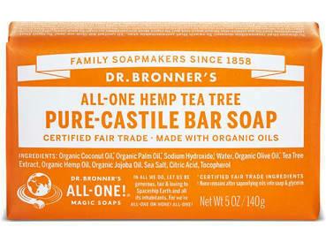 Dr. Bronner's Tea Tree Soap