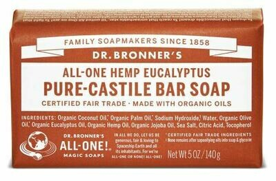 Dr. Bronner's Eucalyptus Soap