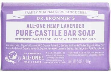 Dr. Bronner's Lavender