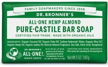 Dr. Bronner's Almond Soap