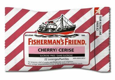 Fisherman's Cherry Lozenge