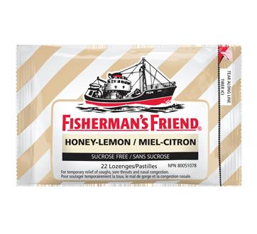 Fisherman's Honey Lemon