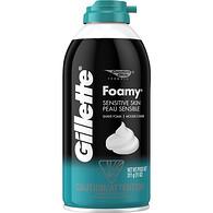 Gillette Foamy Sensitive