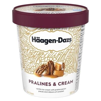 Haagen Dazs Pralines and Cream