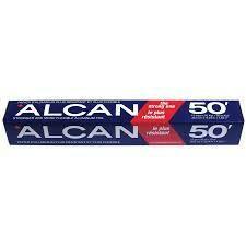 Alcan Aluminum Foil 50'